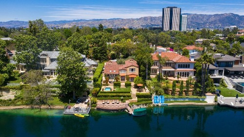 Toluca Lake home where Roy E. Disney lived lists for sale at $5 million