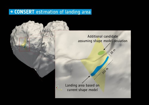 Philae's location on comet still a mystery, but answer may come soon