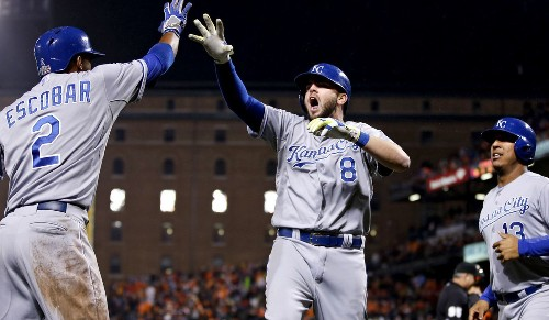 Royals remain extra special in ALCS Game 1 win over Orioles