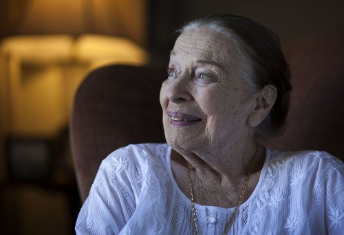 Actress Patricia Morison reminisces as 100th birthday nears