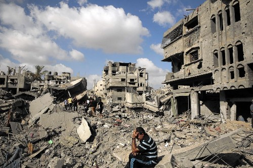 Did Israel and Palestinian militants commit war crimes in Gaza?