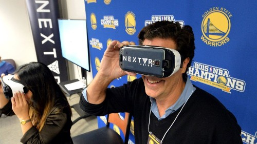 Newport Beach virtual reality company NextVR cuts about 50 workers