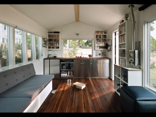 Mimi Zeiger on design, density and her new book 'Tiny Houses in the City'