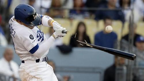 Dodgers' Enrique Hernandez admits frustration over bad luck led to slump