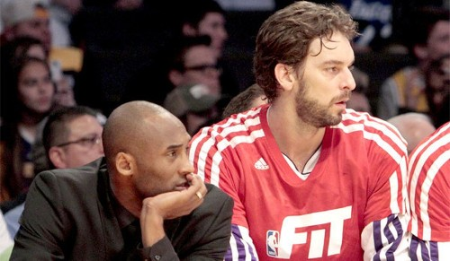 With Kobe Bryant ailing, Lakers to be absent from All-Star game