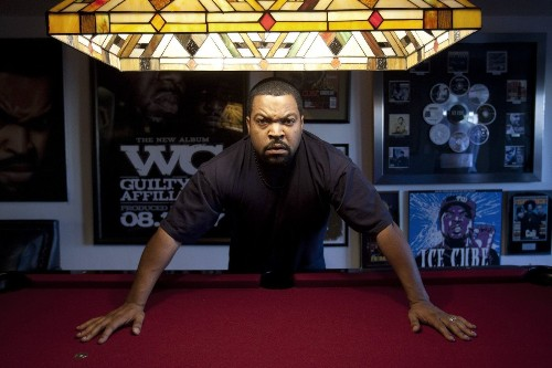 Ice Cube says 'Straight Outta Compton' will make you 'laugh, cheer and cry'