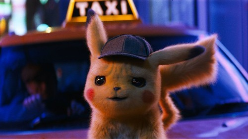 'Detective Pikachu' director on how they made those realistic Pokémon