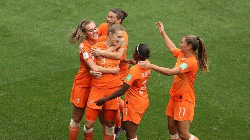 Women's World Cup: Netherlands advances after win over Cameroon