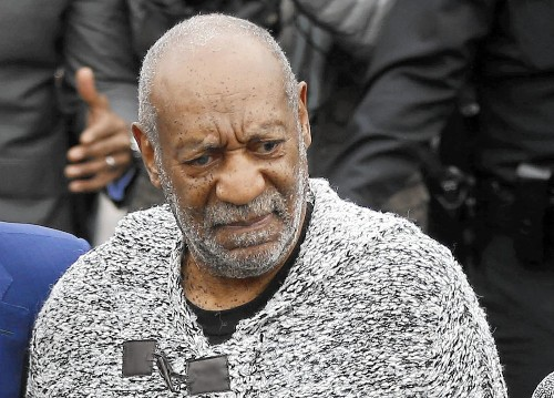 Sex-crime charge marks a turning point in the Bill Cosby saga