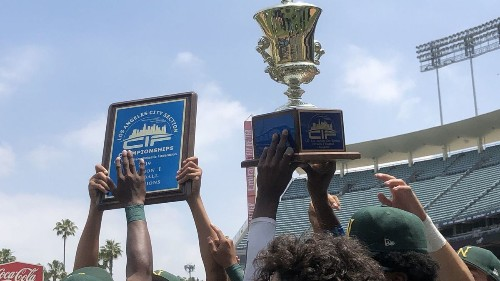 Narbonne wins City Section Division I baseball championship