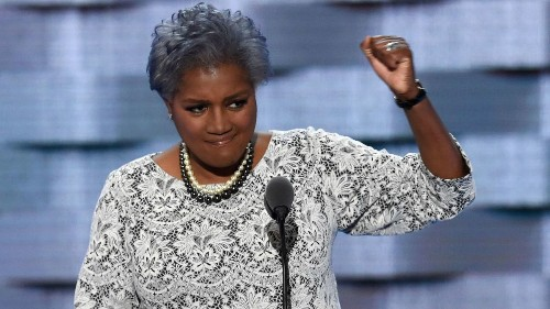 Fox News hires former DNC chairwoman Donna Brazile as a contributor