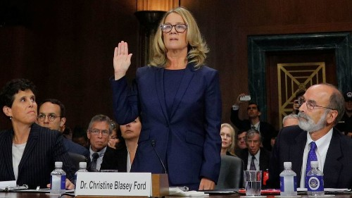 Here's what experts who study sexual violence say about the credibility of Christine Blasey Ford's testimony - Los Angeles Times