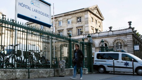 I had a health crisis in France. I'm here to tell you that 'socialized medicine' is terrific