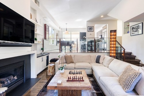 Singer Cody Simpson cuts loose from his West Hollywood townhome