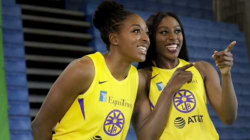 Ogwumike sisters will be the engine that drives the Sparks this season