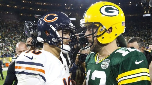 Bears to play Packers in 2019 NFL opener; Patriots will host first 'SNF' game