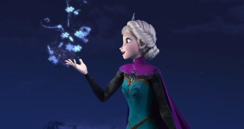 As it challenges 'Hobbit,' 'Frozen' proves a bracing blast - Los Angeles Times