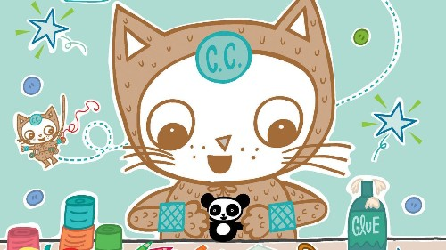 'The Amazing Crafty Cat' tries to kill you with cuteness by combining a second-grader and a cat suit - Los Angeles Times