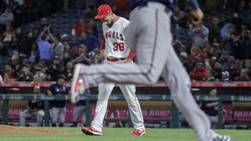 Angels lose 8-3 to Twins as bullpen falters again