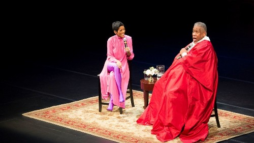 André Leon Talley on diversity, fashion, first ladies — and Kellyanne Conway's inauguration outfit