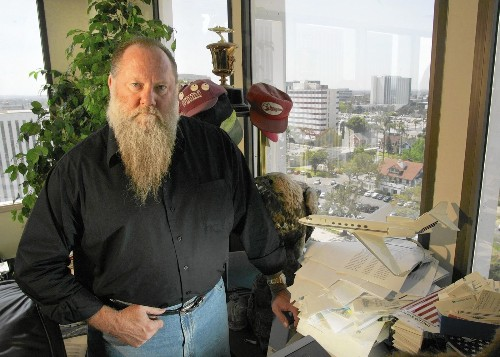 Unconventional real estate developer Mike Harrah sets sights on the Orange County Register