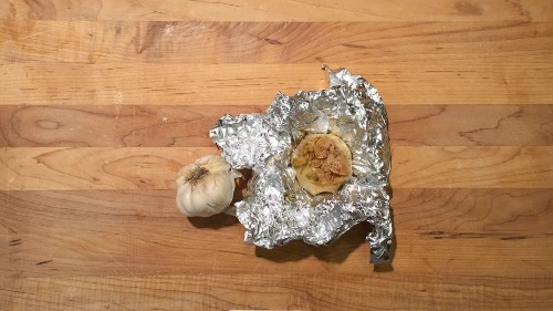 Kitchen hack: How to roast garlic