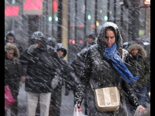 Blizzard expected to bring New York to standstill; subway to shut down