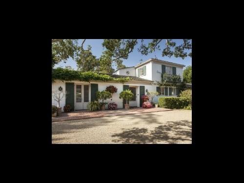 Drew Barrymore sells Montecito estate for $6.35 million