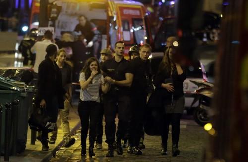 Attacks struck a diverse, non-touristy Paris enclave