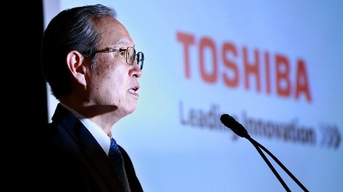 Toshiba's survival in doubt amid Westinghouse troubles - Los Angeles Times