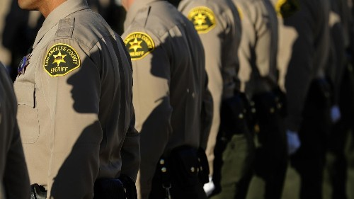 Inside a secret 2014 list of hundreds of L.A. deputies with histories of misconduct - Los Angeles Times