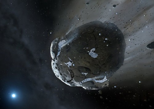 An alien world dripping with water? Scientists see possibility of life - Los Angeles Times