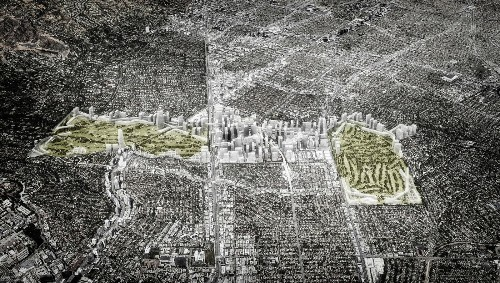 Adding 1 million people along the Wilshire corridor could help L.A. create a sustainable city