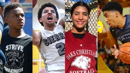 Social media frenzy for L.A. high school athletes on the rise