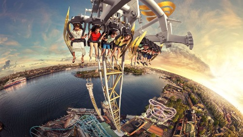 Top 17 for 2017: Best new rides at theme parks around the world - Los Angeles Times