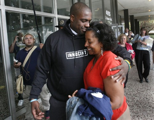 Payday for football star and other wrongly convicted Californians