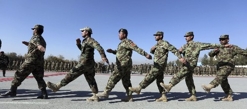 Suicide bomber strikes Afghan volleyball tournament, at least 45 dead