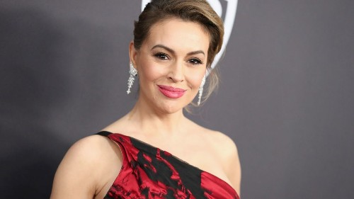 Alyssa Milano addresses backlash after comparing MAGA hats to Ku Klux Klan white hoods