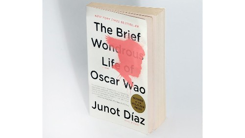 Rigoberto Gonzalez's Great Américas Novel: 'The Brief Wondrous Life of Oscar Wao' by Junot Díaz