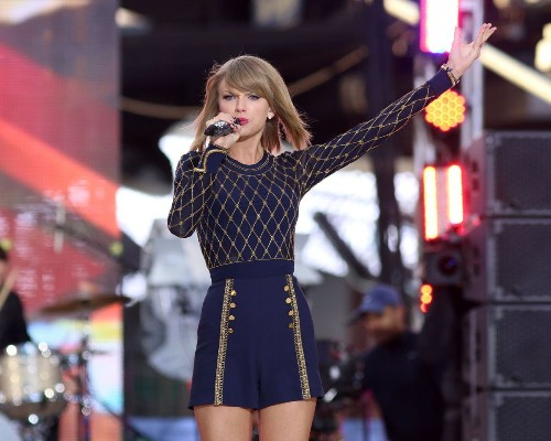 Music in 2014: Sales down, streams up -- and then there's Taylor Swift