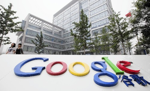 China broadens crackdown on Google services - Los Angeles Times