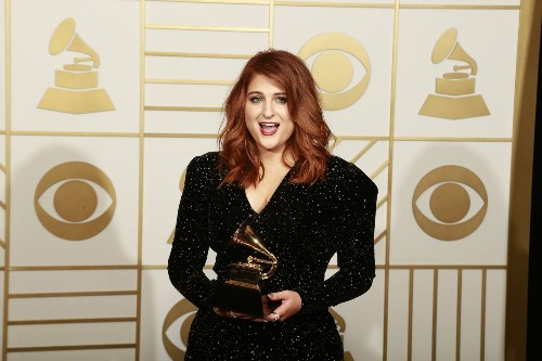 Ready for a different Meghan Trainor? She says she's 'intense' with new album 'Thank You' - Los Angeles Times
