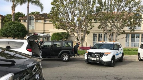Roommate finds bodies of man and woman inside locked Newport Beach apartment