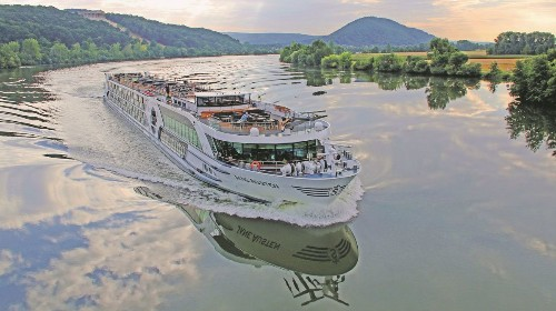 Celebrate Jane Austen on her namesake riverboat as it cruises the Rhine