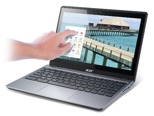 Acer C720P Chromebook helps show why Microsoft is attacking Google