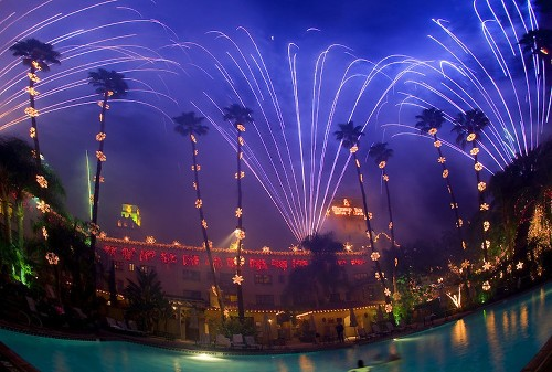Now that the holidays are underway, 8 places where you can celebrate in Southern California
