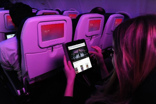 Onboard Wi-Fi speeds could soar if airlines make the investment - Los Angeles Times