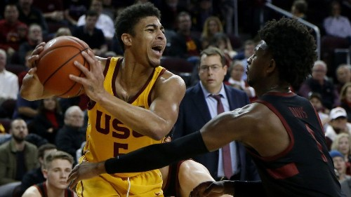 USC's Andy Enfield continues search for game-changing point guard