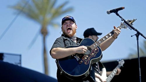 Meet Luke Combs, the country superstar you probably haven't heard of