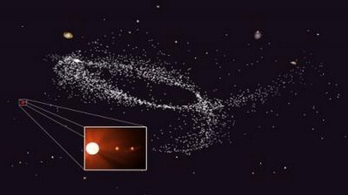 Two ancient worlds found just 13 light-years from Earth - Los Angeles Times